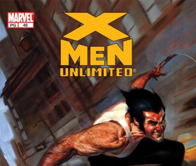 X-Men Unlimited #48