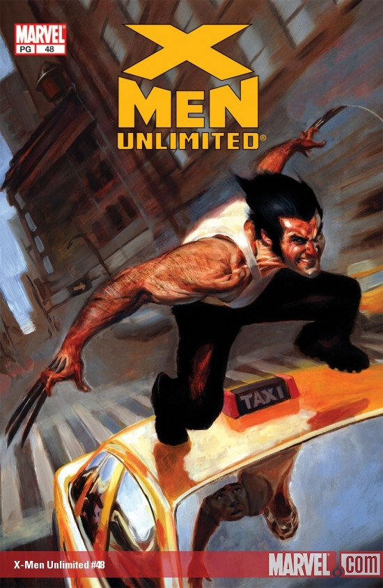 X-Men Unlimited (1993) #48