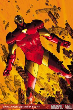 Marvel Two-in-One (2007) #10