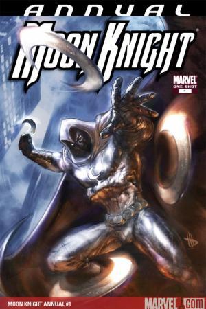 Moon Knight Annual (2007)