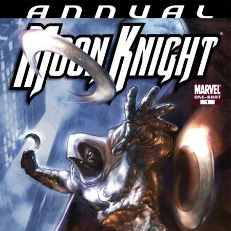 Moon Knight Annual (2007)