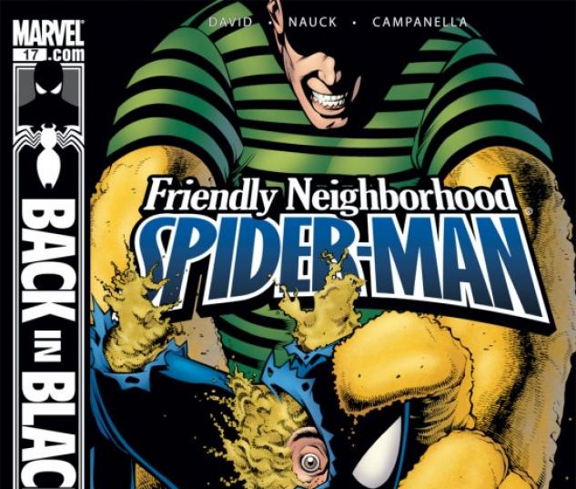 FRIENDLY NEIGHBORHOOD SPIDER-MAN #17