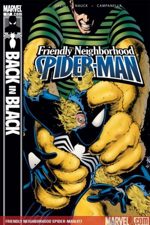 Friendly Neighborhood Spider-Man (2005) #17