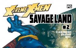 X-Treme X-Men: The Savage Land #2