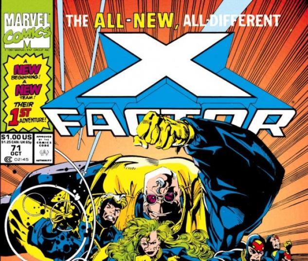 X-Factor #71