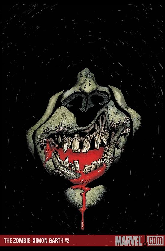 The Zombie: Simon Garth (2007) #2