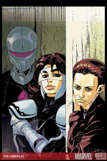 The Loners (2007) #5