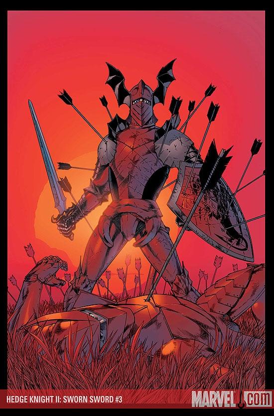 Hedge Knight II: Sworn Sword (2007) #3