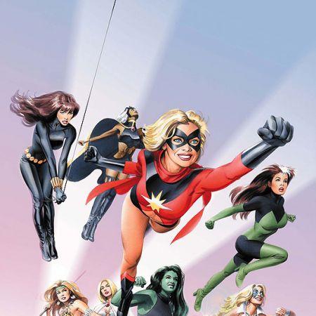 Women of Marvel (Trade Paperback)