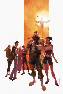 Untold Tales of the New Universe (2006) #1