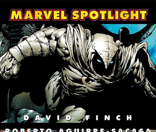MARVEL SPOTLIGHT: DAVID FINCH/ROBERTO AGUIRRE-SACASA #4