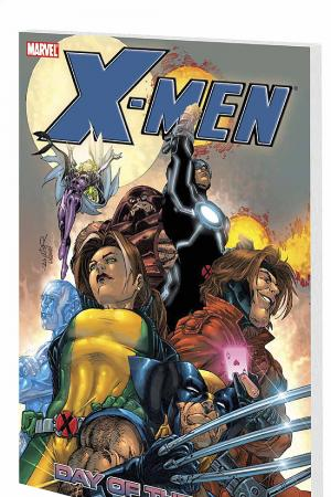 X-Men: Day of the Atom (Trade Paperback)