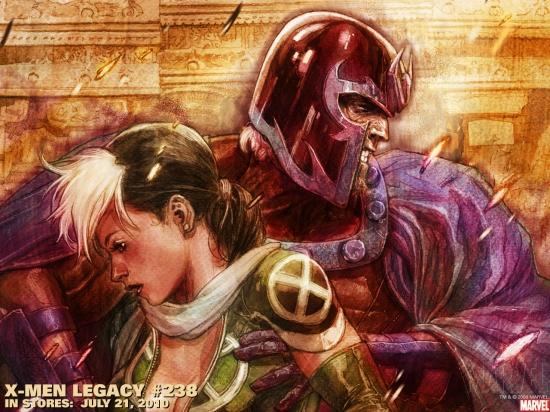 X-Men Legacy (2008) #238 Wallpaper