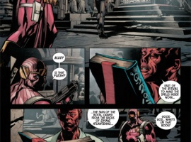 Fear Itself: Book Of The Skull Preview