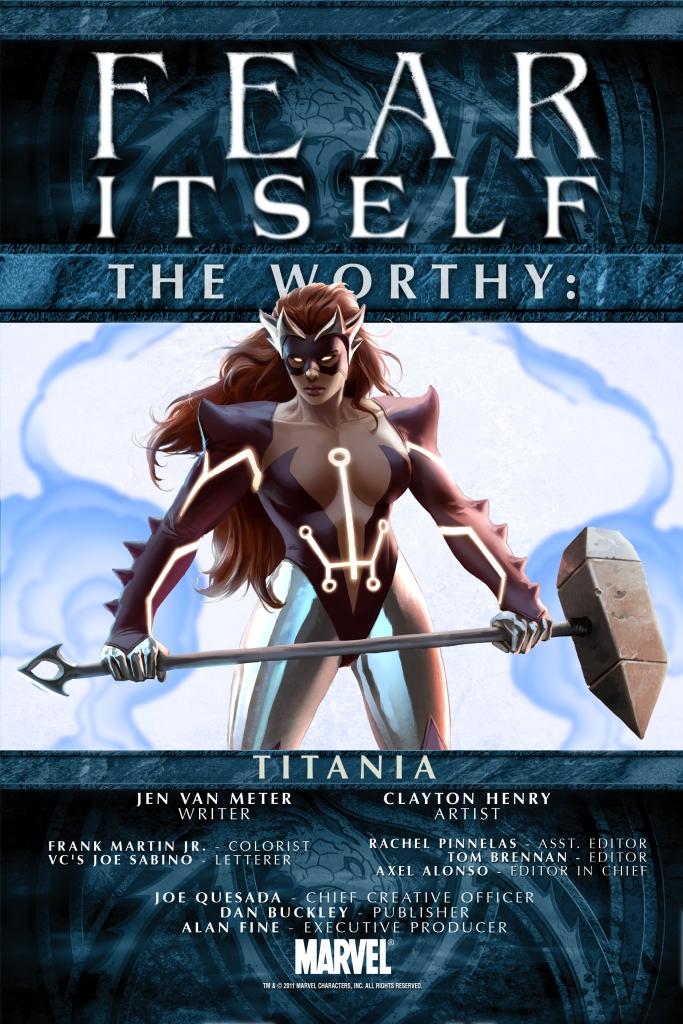 Fear Itself: The Worthy (2011) #3