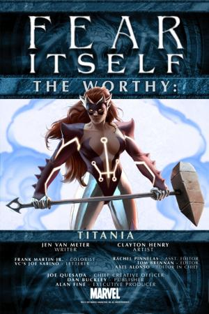 Fear Itself: The Worthy #3