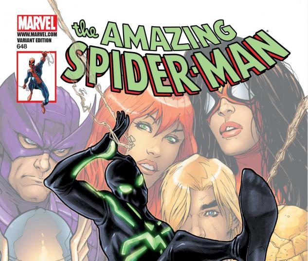 Amazing Spider-Man, Caselli Variant (1999) #648