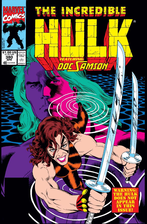 Incredible Hulk (1962) #380