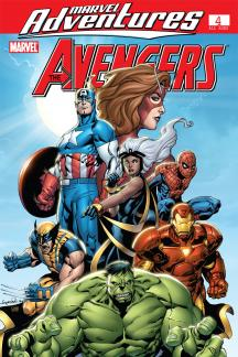 Marvel Adventures the Avengers #4