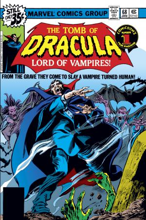Tomb of Dracula #68