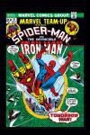 Marvel Team-Up (1972) #9 Cover