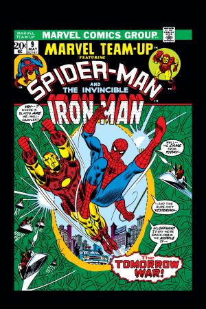 Marvel Team-Up (1972) #9