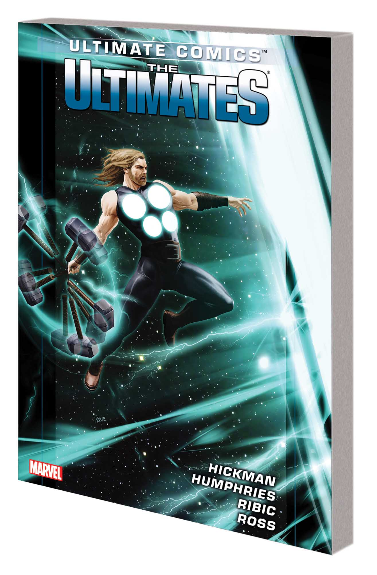 Ultimate Comics New Ultimates 2 (Issues 7-12) (Trade Paperback)