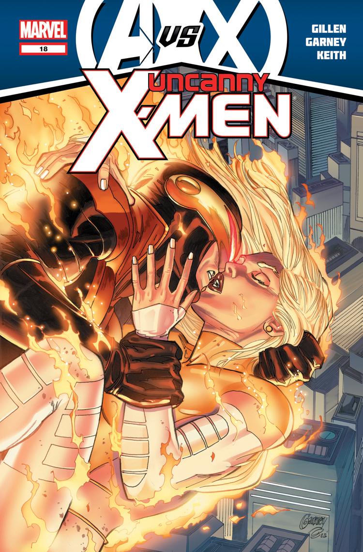 Uncanny X-Men (2011) #18