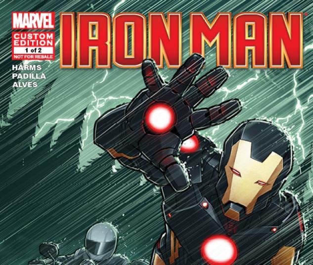 Harley Iron Man #1