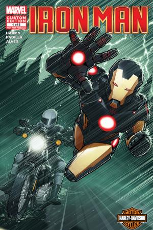 Harley-Davidson Presents Iron Man: Road Force Rides Again #1