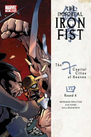 The Immortal Iron Fist #11