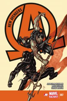 New Avengers #7