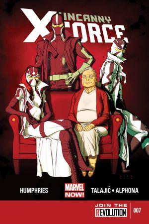 Uncanny X-Force (2013) #7