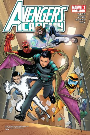Avengers Academy (2010) #14.1