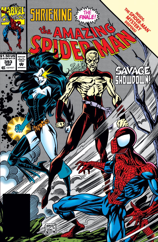The Amazing Spider-Man (1963) #393
