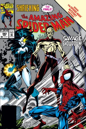 The Amazing Spider-Man #393