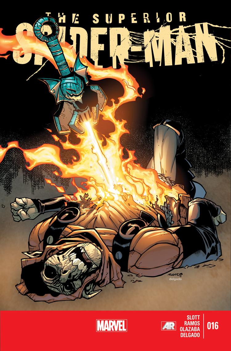Superior Spider-Man (2013) #16