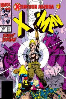 Uncanny X-Men #270