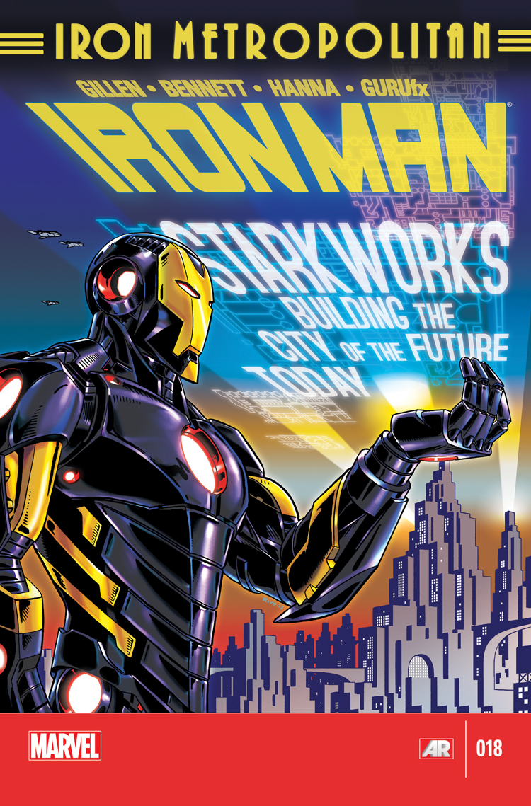 Iron Man (2012) #18