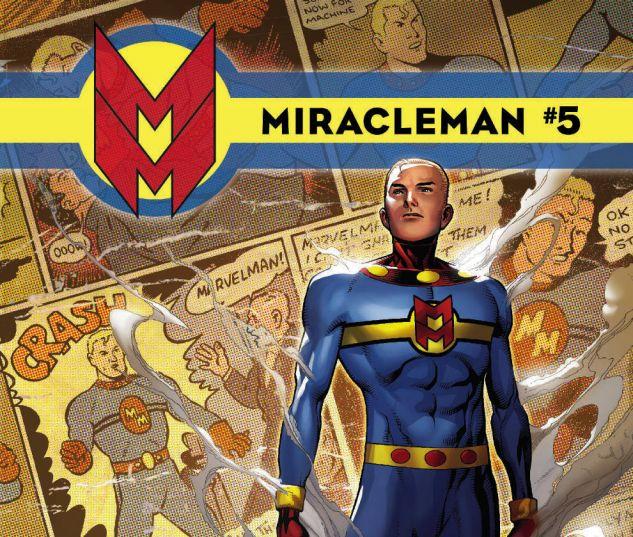 MIRACLEMAN 5 CHEUNG VARIANT