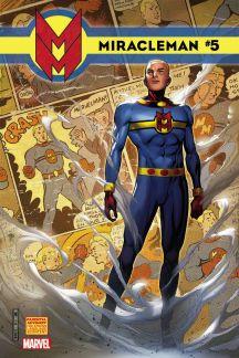 Miracleman (2014) #5 (Cheung Variant)
