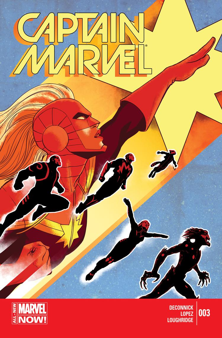 Captain Marvel (2014) #3