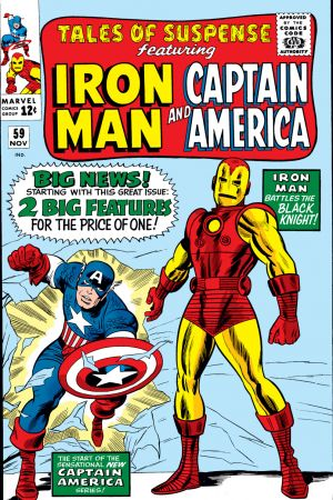 Tales of Suspense (1959) #59