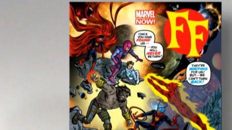 Marvel AR: Blastaar's Back Story
