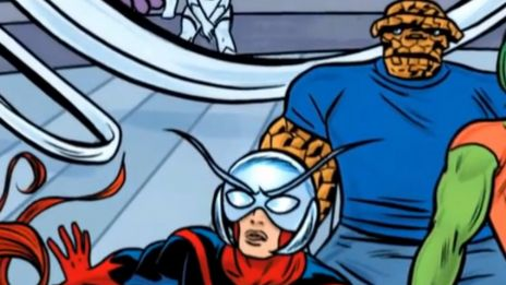 Marvel AR: Scott Lang Character Bio