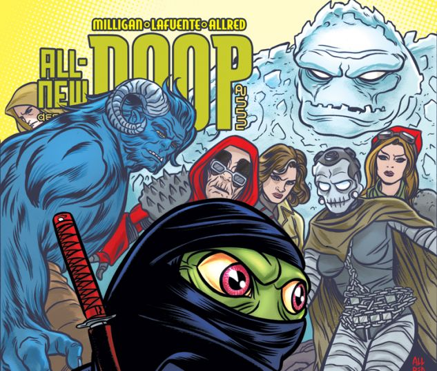 ALL-NEW DOOP 3 (ANMN, WITH DIGITAL CODE)