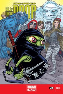 All-New Doop (2014) #3