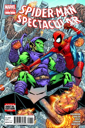 Spider-Man Spectacular #1