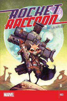 Rocket Raccoon (2014) #3