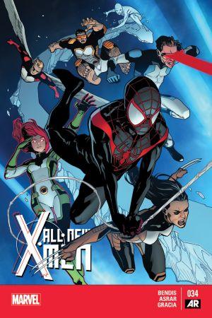 All-New X-Men (2012) #34